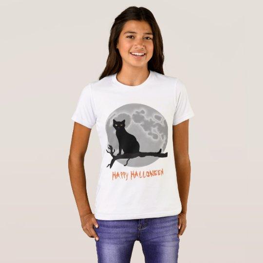 Camiseta El gato negro