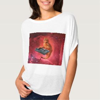 Camiseta el gato suena - gato - los gatos divertidos -