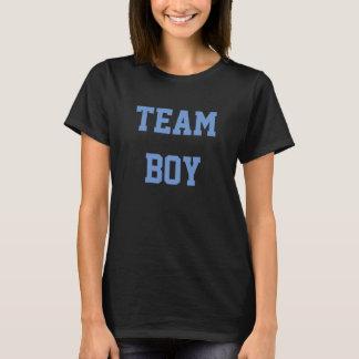 Camiseta El género del bebé revela al muchacho del equipo