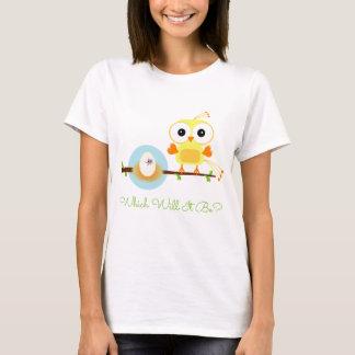 Camiseta El género revela el fiesta - huevo para incubar