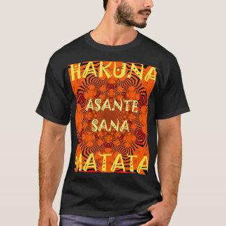 Camiseta El golpeteo únicamente excepcionalmente último de