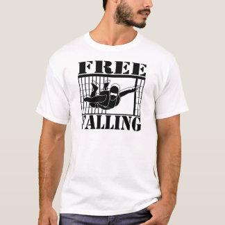 Camiseta El hacer caída libre