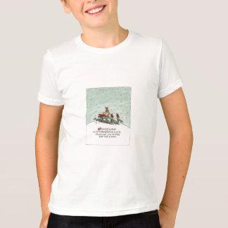 Camiseta El hielo arrastra T