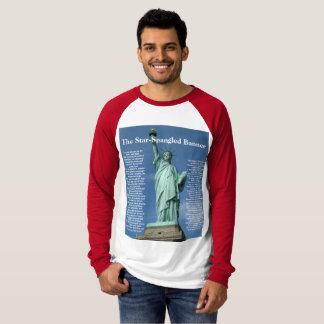 Camiseta El himno americano