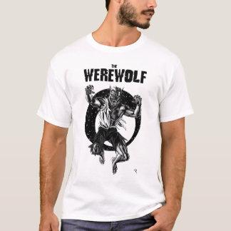 Camiseta El hombre lobo