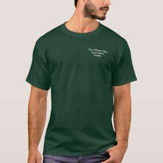 Camiseta El hombre Stoneybatter Dublín de la luz tenue