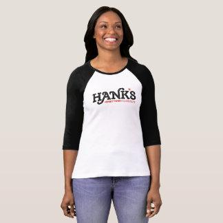 Camiseta El Honky Tonk de Hank el 3/4 negro (de las