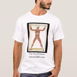 Camiseta El horror es libertad