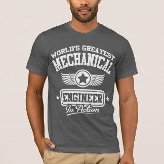 Camiseta El ingeniero industrial más grande del mundo en la