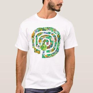 Camiseta El jardín T sostenible del laberinto
