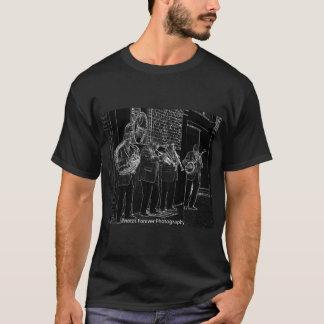 Camiseta El juego de la banda encendido