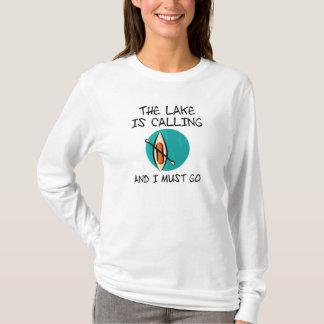 Camiseta El lago está llamando