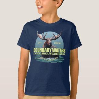 Camiseta El límite riega el PESO del CAW (alce)