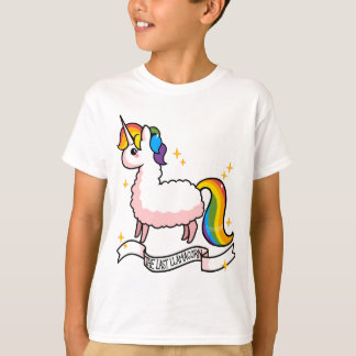 Camiseta El Llamacorn pasado