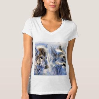 Camiseta El lobo del hielo