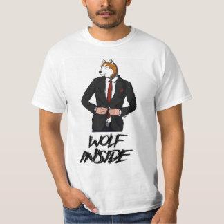 Camiseta El Lobo Interior
