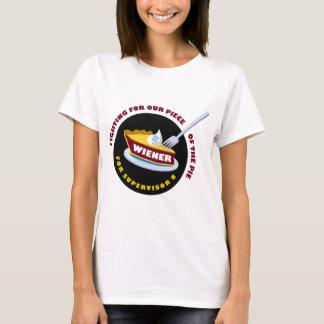 Camiseta El luchar para nuestro pedazo