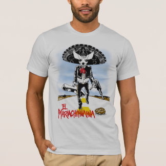 Camiseta EL Mariachihuahua
