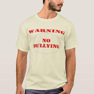 Camiseta El matón anti verdadero