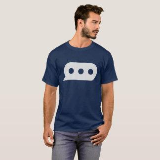 Camiseta El mecanografiar…