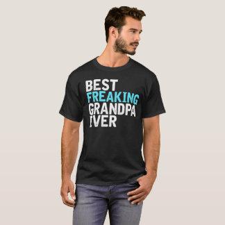 Camiseta El mejor abuelo Freaking nunca