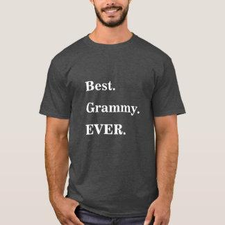 Camiseta el mejor grammy nunca