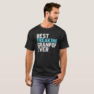 Camiseta El mejor Granpop Freaking nunca