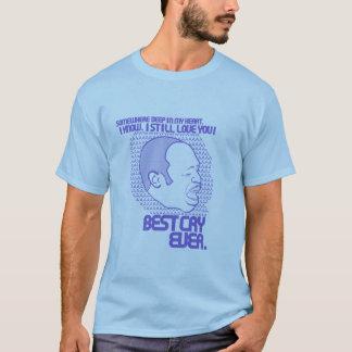 Camiseta ¡El mejor grito nunca!