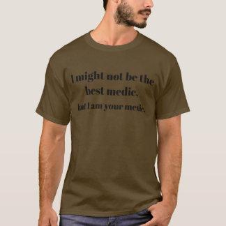 Camiseta El mejor médico