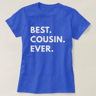 Camiseta El mejor primo nunca