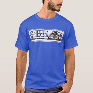 Camiseta El mini competir con clásico 1275GT