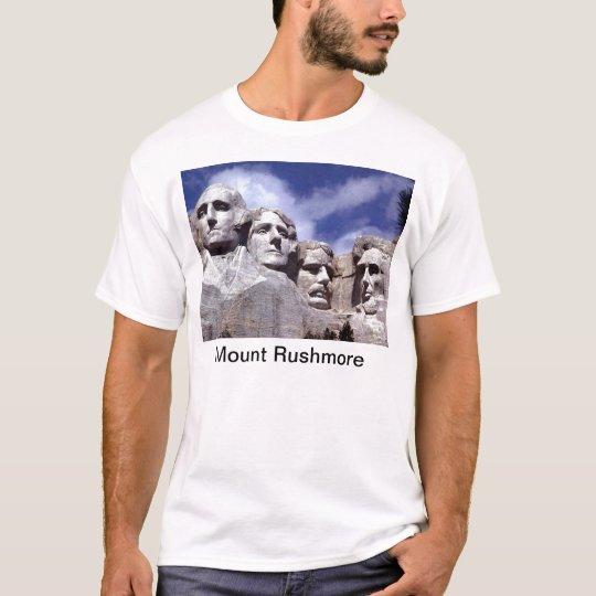 Camiseta El monte Rushmore