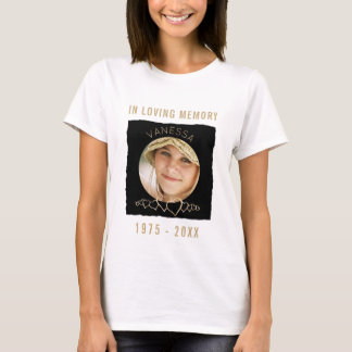 Camiseta El monumento de encargo añade la foto el | en