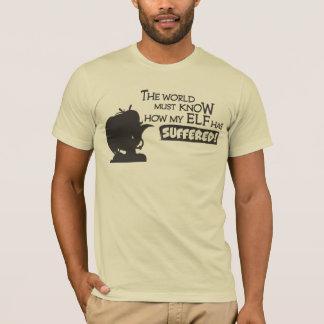 Camiseta El mundo debe saber…