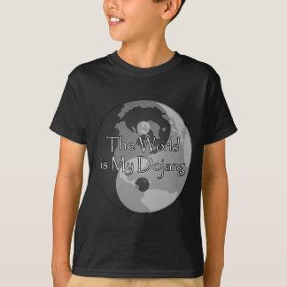 Camiseta El mundo es mi Dojang