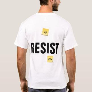 Camiseta el noventa y nueve por ciento de irresistible