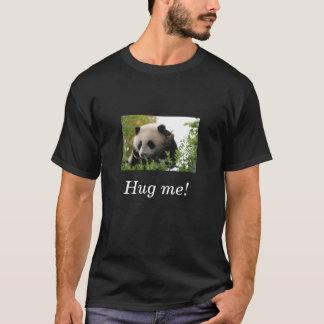 """Camiseta ¡El oso de panda gigante Su Lin """"me abraza! """""""