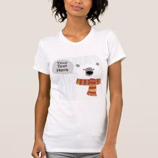 Camiseta El oso del dibujo de la mano de Digitaces, crea su