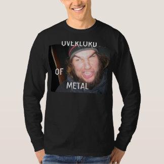 Camiseta El Overlord del metal