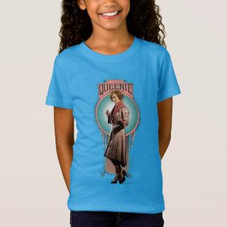 Camiseta El panel del art déco de Queenie Goldstein
