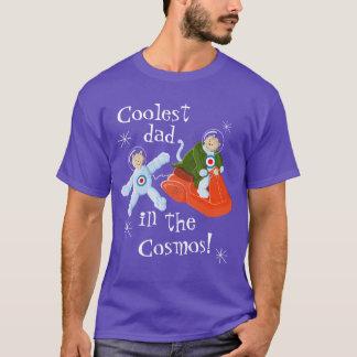 Camiseta ¡El papá más fresco en el cosmos!