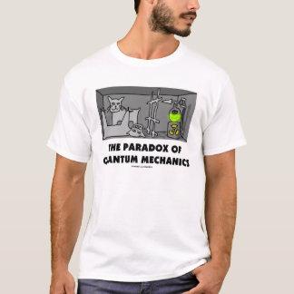 Camiseta El Pardox de los mecánicos de Quantum (la física)