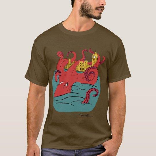 Camiseta El parlamento de los pulpos