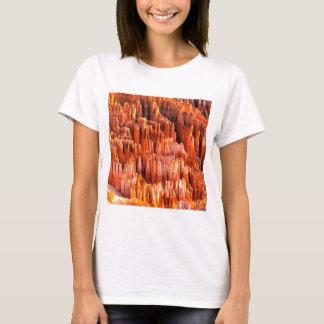 Camiseta El parque Hoodoos el barranco Utah de Bryce de las