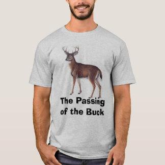 Camiseta El paso del dólar