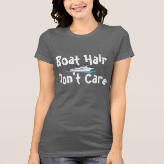 Camiseta El pelo del barco no cuida