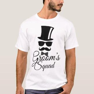 Camiseta El pelotón del novio
