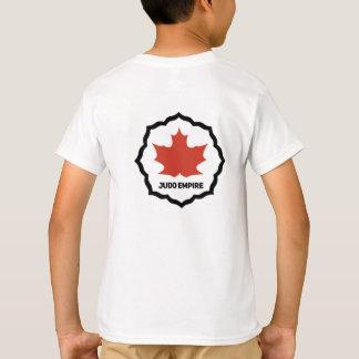 Camiseta El personalizado de Hiro del imperio del judo