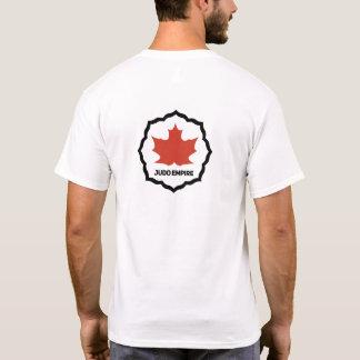 Camiseta El personalizado de James del imperio del judo
