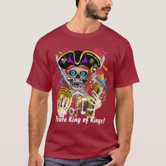 Camiseta El pirata Lafitte todo diseña indirectas para